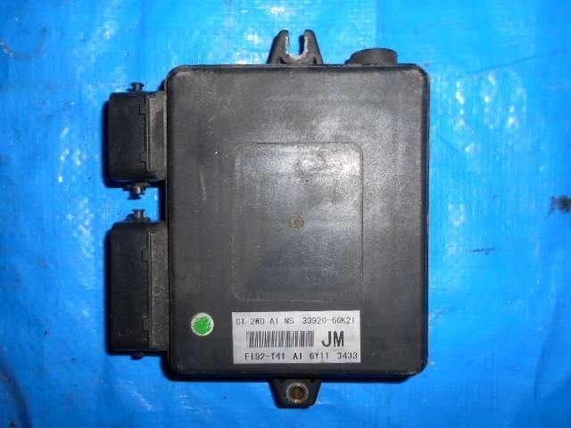 エンジンコンピューター(ENGINE COMPUTER BOX) - セルボ  Ref:SP178049_6310     1/3