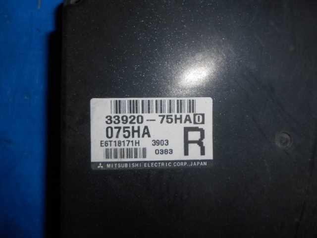 エンジンコンピューター(ENGINE COMPUTER BOX) - スズキ その他  Ref:SP179783_6310     2/2