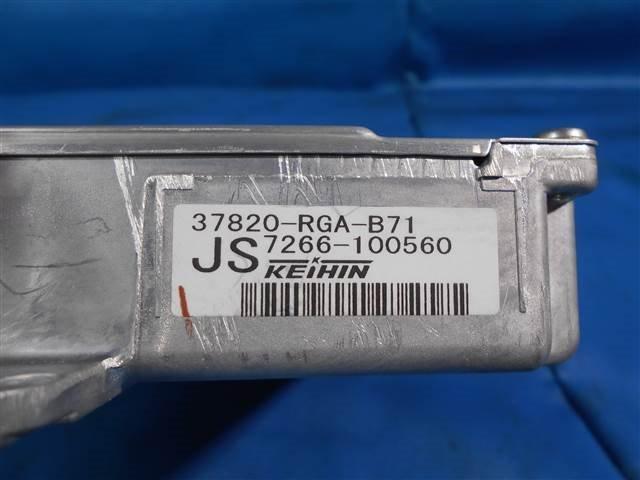 エンジンコンピューター(ENGINE COMPUTER BOX) - ライフ  Ref:SP189484_6310     4/4
