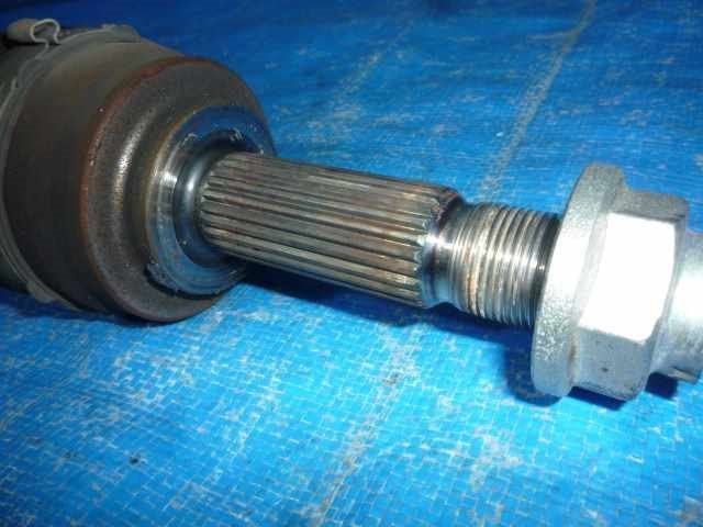 DRIVE SHAFT FRONT LH - eK Wagon  Ref:SP197806_9085     4/5