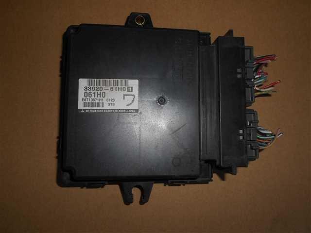 エンジンコンピューター(ENGINE COMPUTER BOX) - スクラムバン  Ref:SP207855_6310     1/2