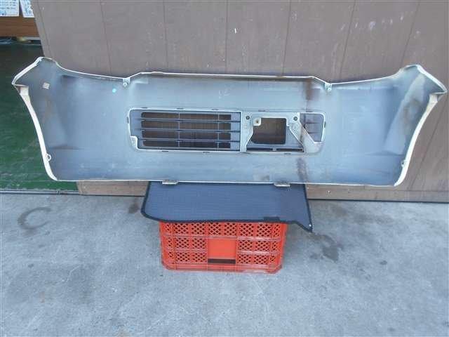 FRONT BUMPER - eK Wagon  Ref:SP208595_41     5/5