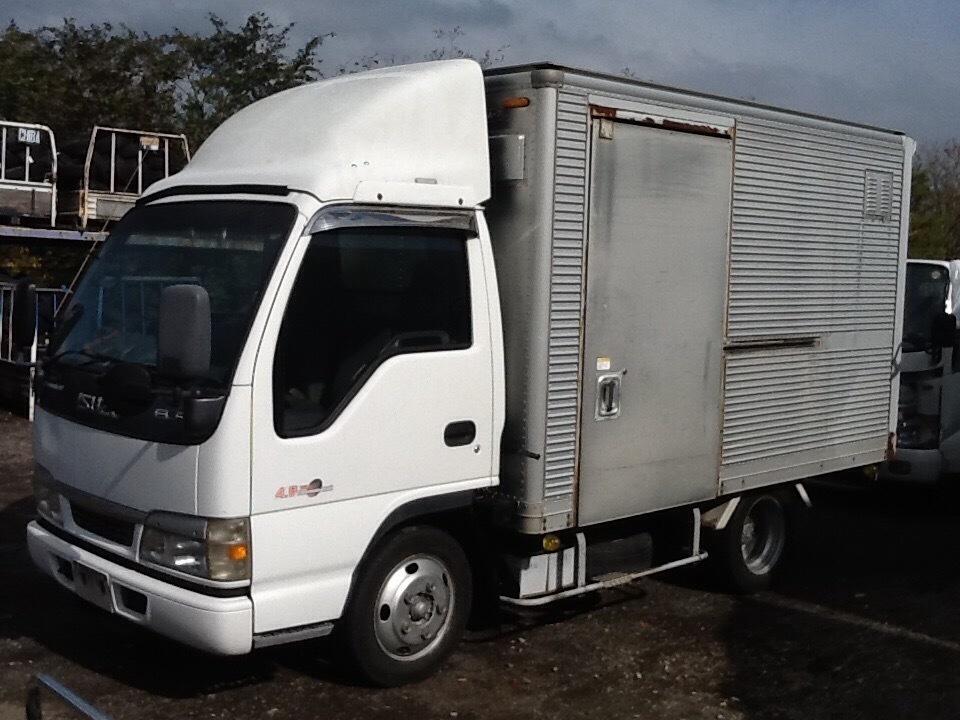 いすゞ エルフ   Ref:SP218749     4/26