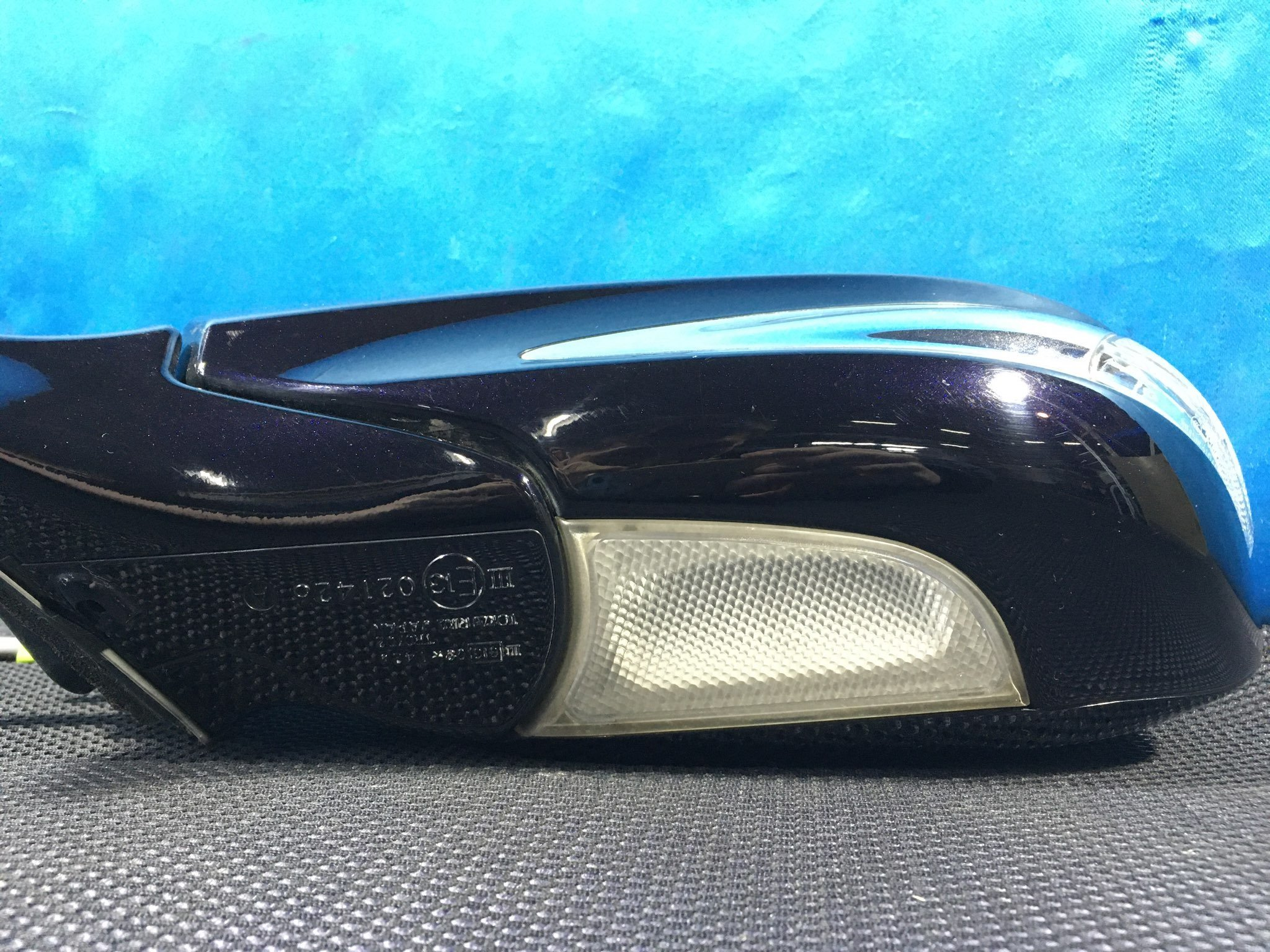 DOOR MIRROR LH - TOYOTA others  Ref:SP226978_9011     6/8