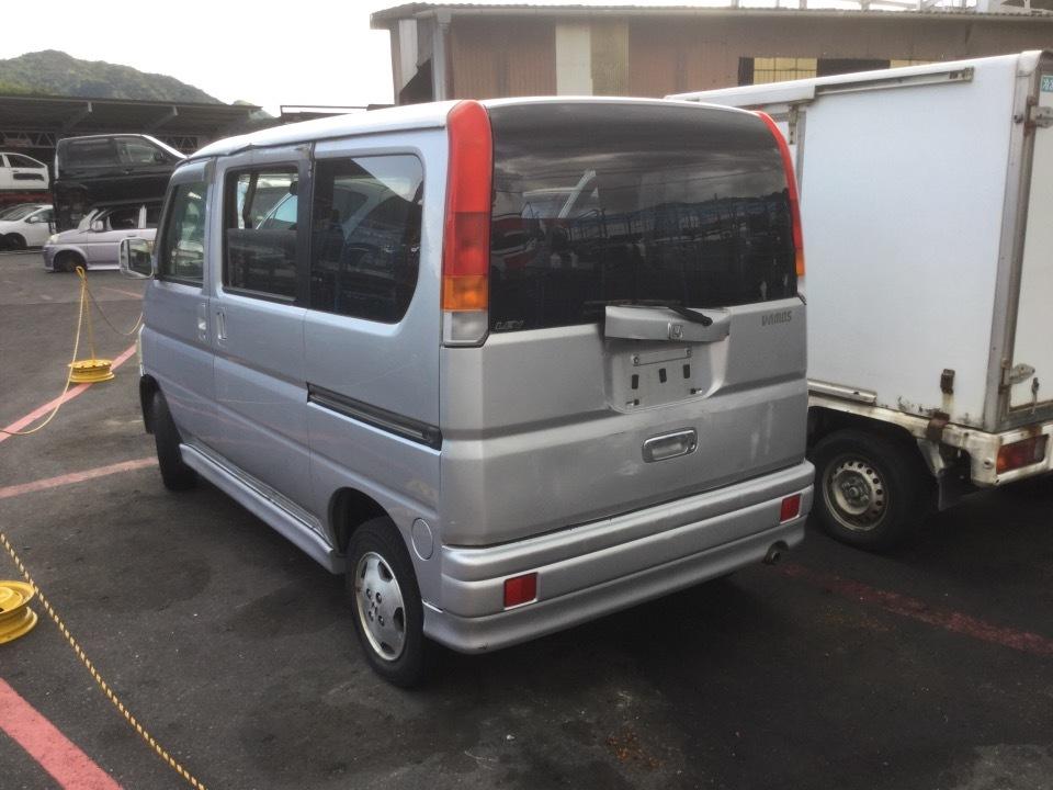 ホンダ バモス   Ref:SP228800     2/2