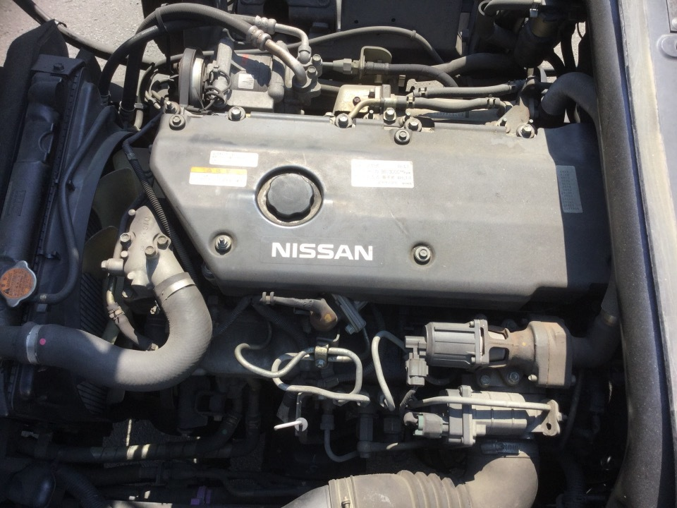 NISSAN Atlas   Ref:SP229616     5/26