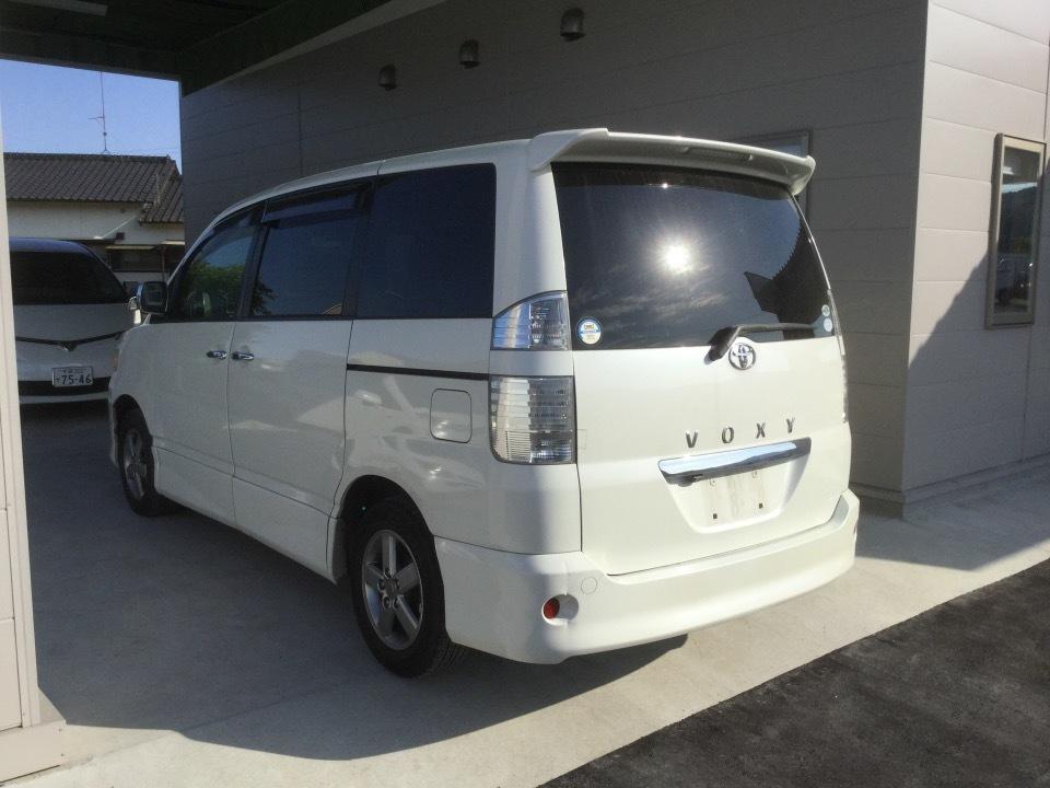 トヨタ ヴォクシー   Ref:SP232007     3/6