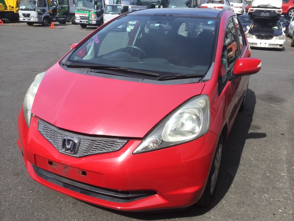 HONDA Fit   Ref:SP234184     2/8