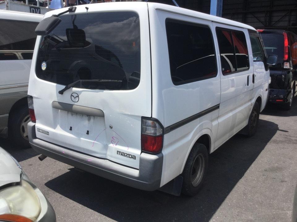 MAZDA Bongo Van   Ref:SP234238     4/15