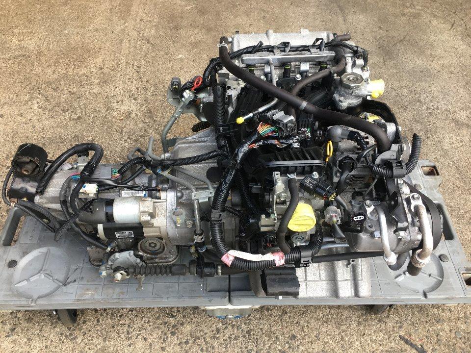 エンジンAy - クリッパーバン  Ref:SP251436_2010     3/4