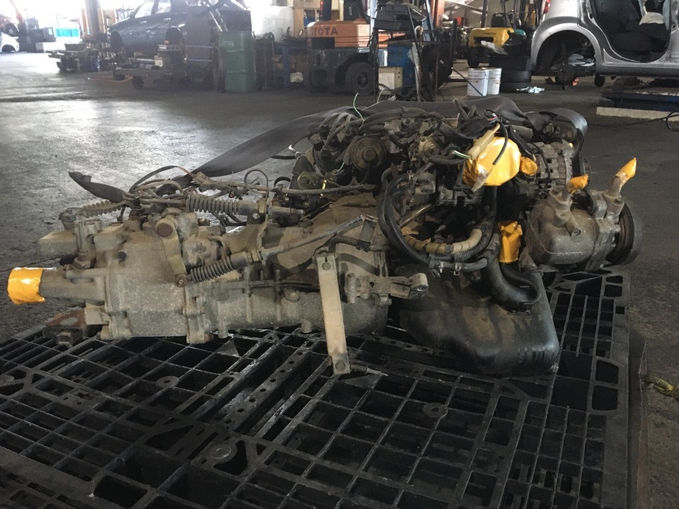 エンジン&トランスミッション - キャリィ  Ref:SP251728_1     4/11
