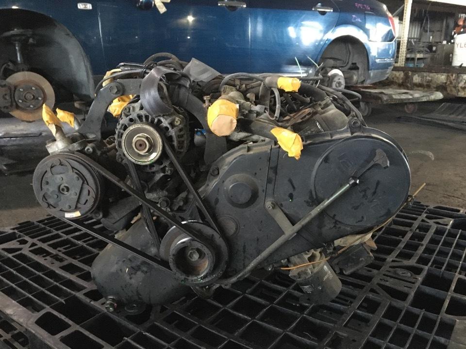 エンジン&トランスミッション - キャリィ  Ref:SP251728_1     5/11