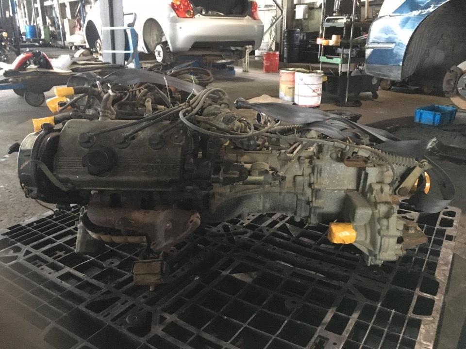 エンジン&トランスミッション - キャリィ  Ref:SP251728_1     6/11