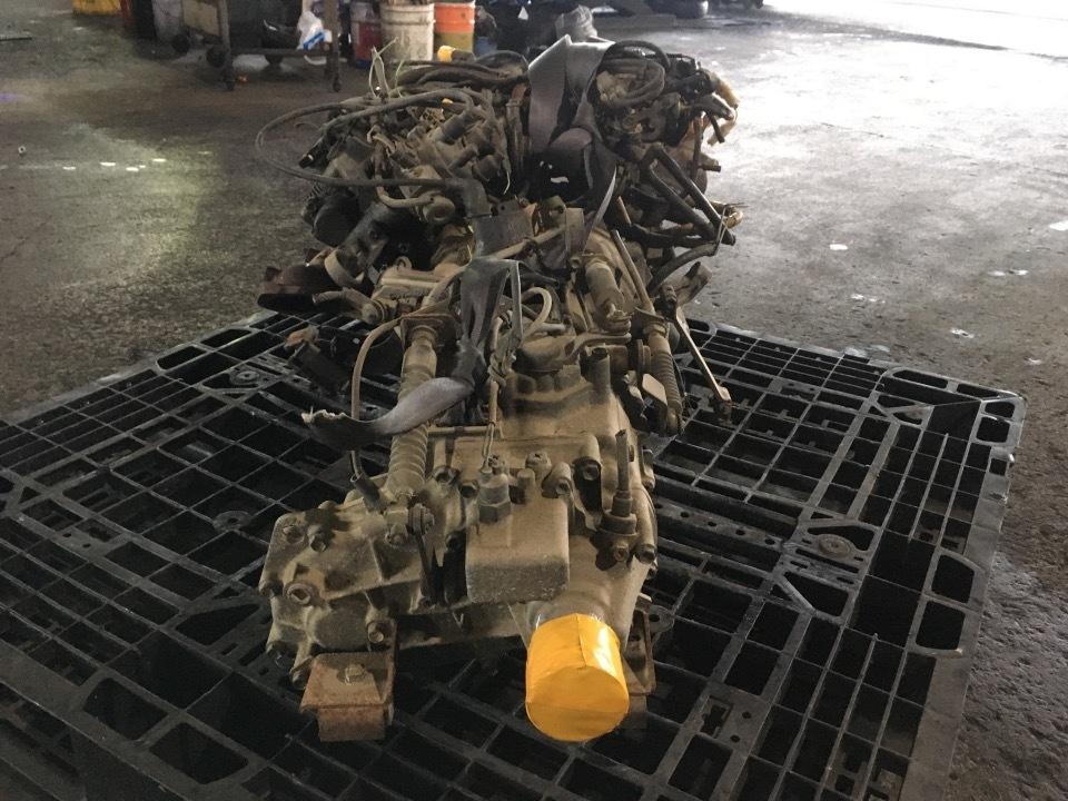 エンジン&トランスミッション - キャリィ  Ref:SP251728_1     7/11
