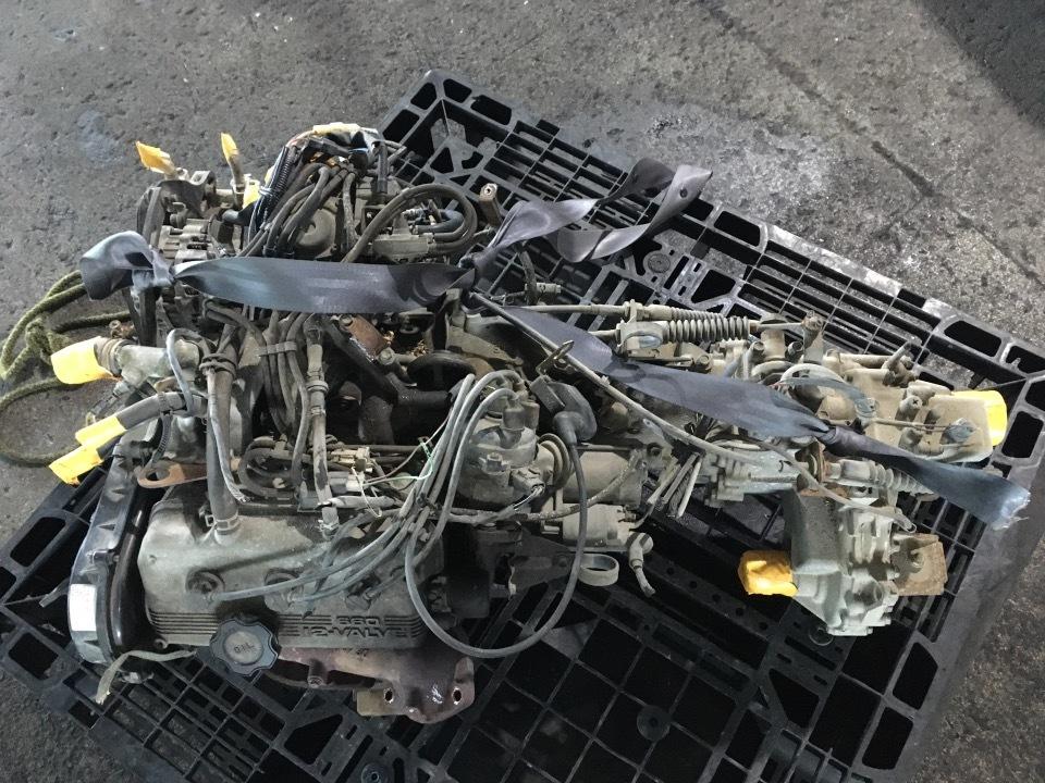 エンジン&トランスミッション - キャリィ  Ref:SP251728_1     8/11