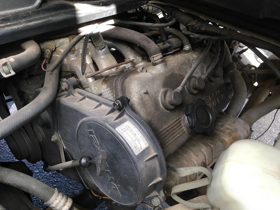 エンジン&トランスミッション - キャリィ  Ref:SP251728_1     1/11