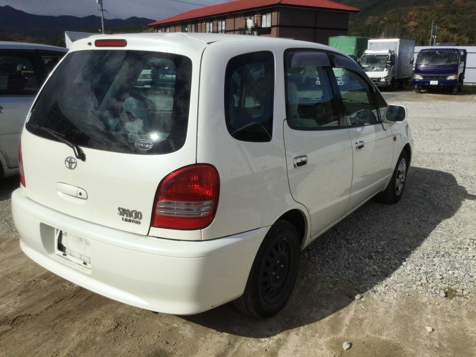 TOYOTA Corolla Spacio   Ref:SP252777     3/22
