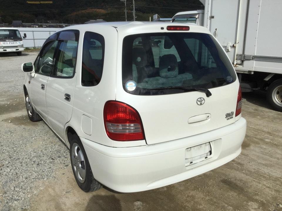 TOYOTA Corolla Spacio   Ref:SP252777     4/22