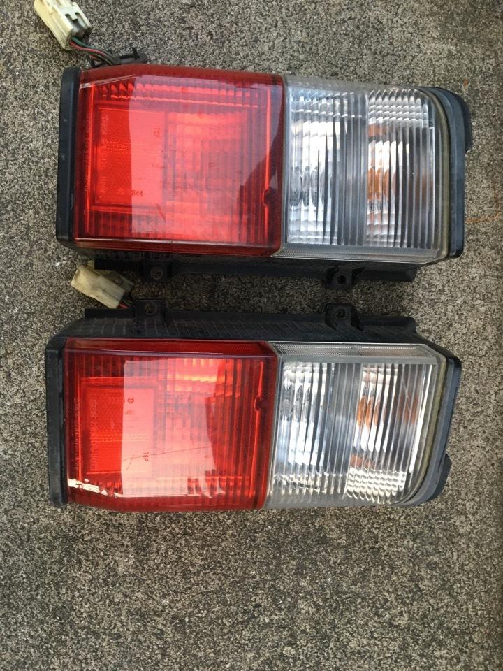 Tail LampAyRH - Vanette Van  Ref:SP253134_1550     1/1