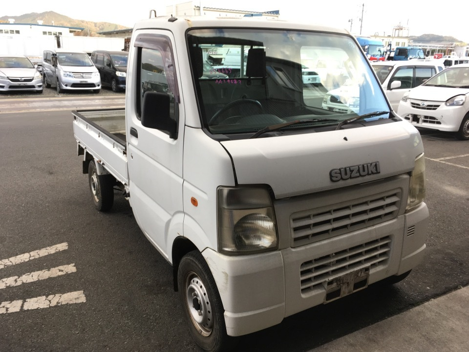 SUZUKI Carry Truck   Ref:SP253665     1/27