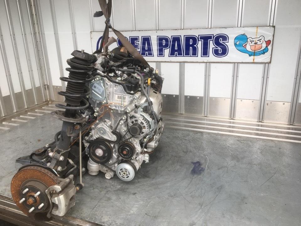 エンジン Fアクスルセット - ラクティス  Ref:SP254132_9218     2/5