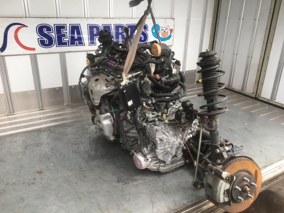 エンジン Fアクスルセット - ラクティス  Ref:SP254132_9218     3/5