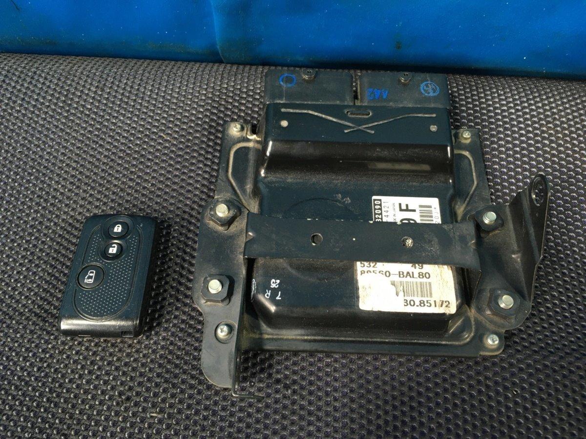 エンジンコンピューター(ENGINE COMPUTER BOX) - タント  Ref:SP256376_6310     1/6