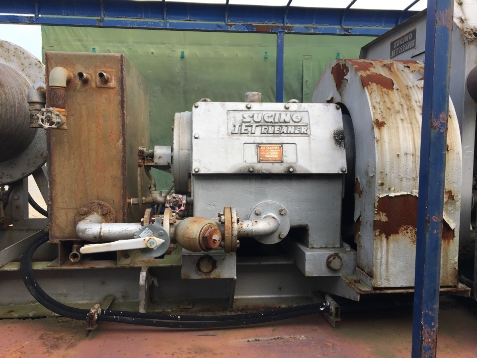 HIGH PRESSURE ENGINE WASHING MACHINE - MITSUBISHI others  Ref:SP258421_9274     2/10