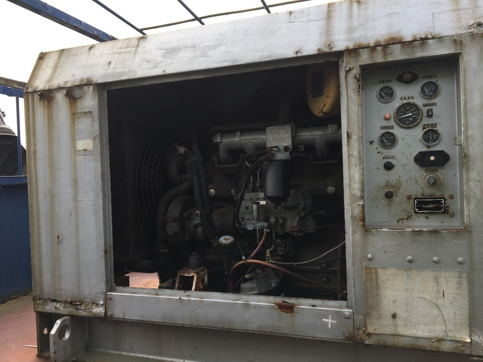 HIGH PRESSURE ENGINE WASHING MACHINE - MITSUBISHI others  Ref:SP258421_9274     5/10