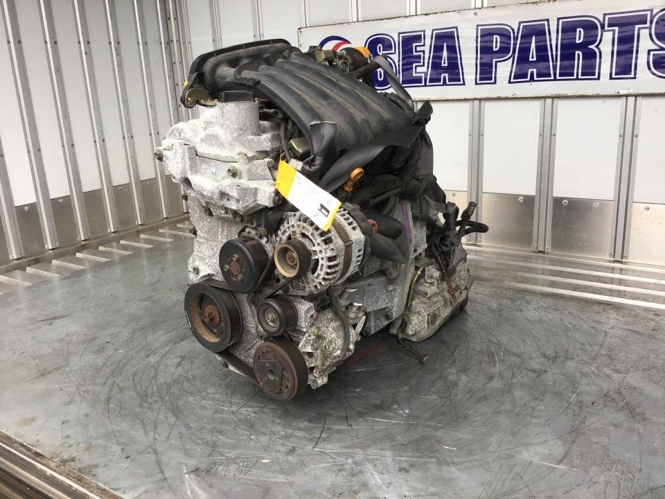エンジン&トランスミッション - ウイングロード  Ref:SP258938_1     1/6