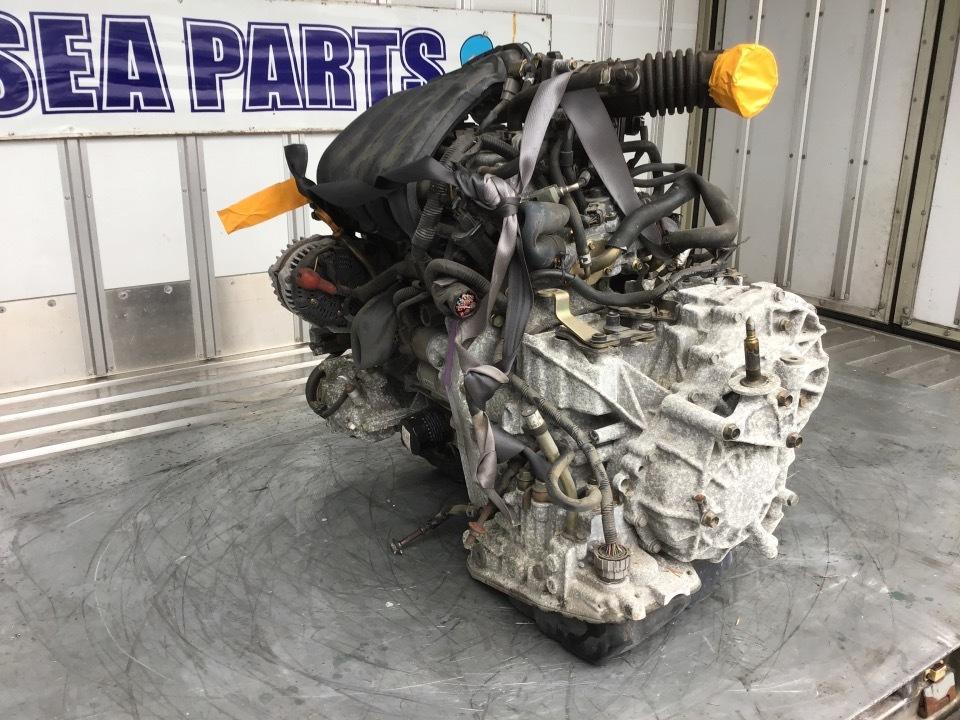 エンジン&トランスミッション - ウイングロード  Ref:SP258938_1     3/6