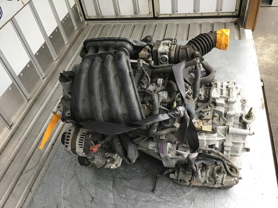 エンジン&トランスミッション - ウイングロード  Ref:SP258938_1     6/6