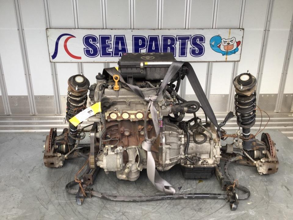 エンジン Fアクスルセット - bB  Ref:SP259981_9218     1/7