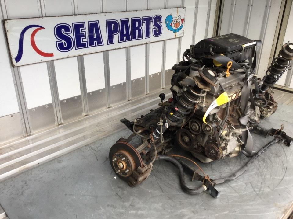 エンジン Fアクスルセット - bB  Ref:SP259981_9218     3/7