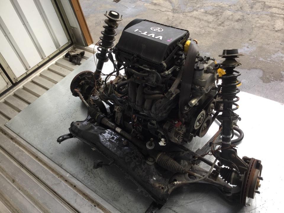 エンジン Fアクスルセット - bB  Ref:SP259981_9218     4/7