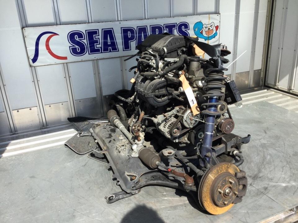 エンジン Fアクスルセット - bB  Ref:SP260304_9218     1/7