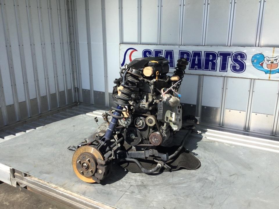エンジン Fアクスルセット - bB  Ref:SP260304_9218     2/7