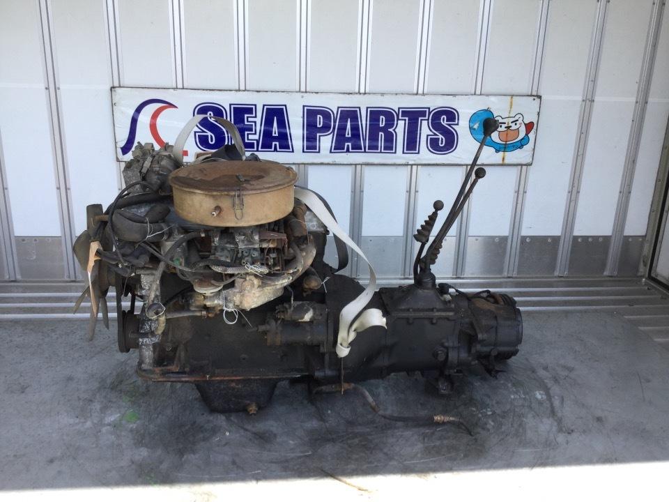 エンジン&トランスミッション - ジープ  Ref:SP264654_1     5/11