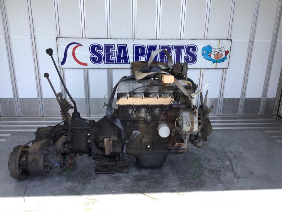 エンジン&トランスミッション - ジープ  Ref:SP264654_1     7/11