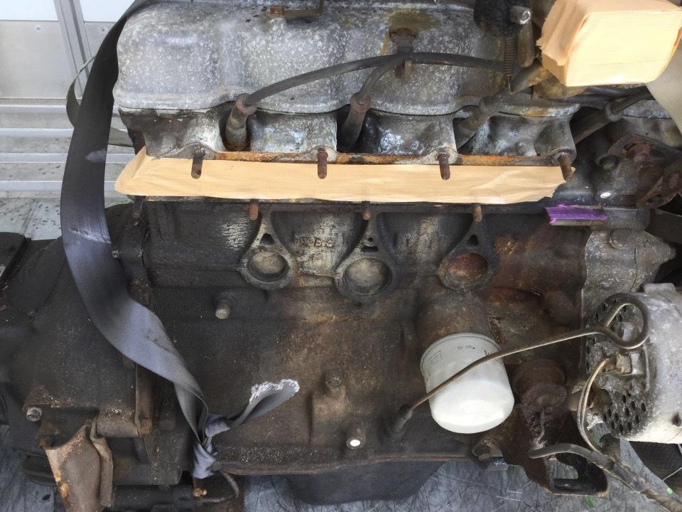 エンジン&トランスミッション - ジープ  Ref:SP264654_1     10/11