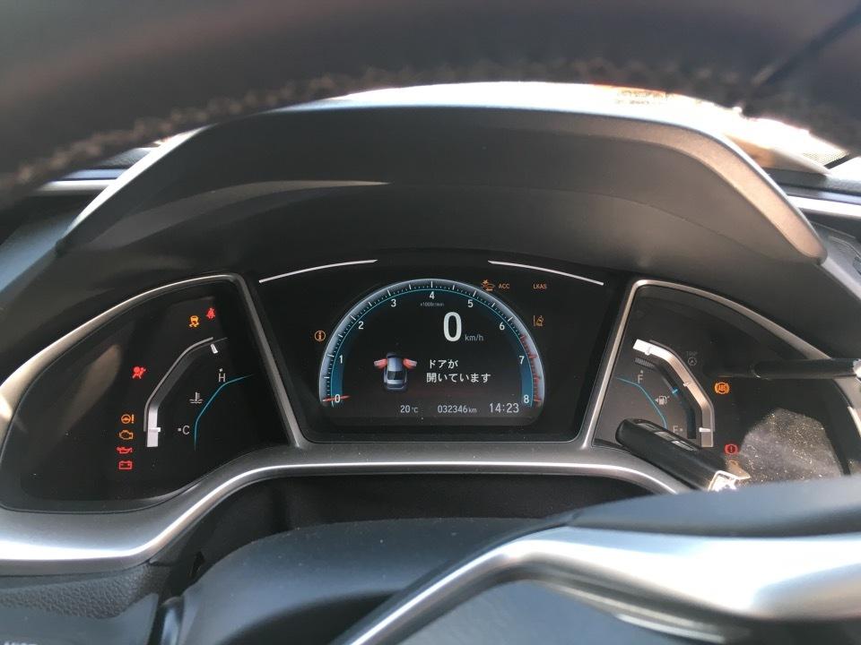 スピードメーター - シビック  Ref:SP264909_6140     2/5