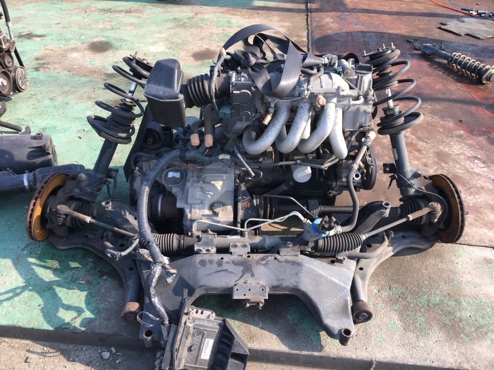 E/G CP HARNESS - NISSAN others  Ref:SP265516_296     5/6