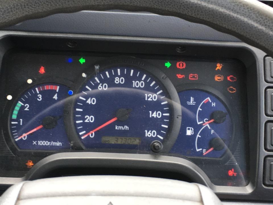 スピードメーター - キャンター  Ref:SP266424_6140     1/5