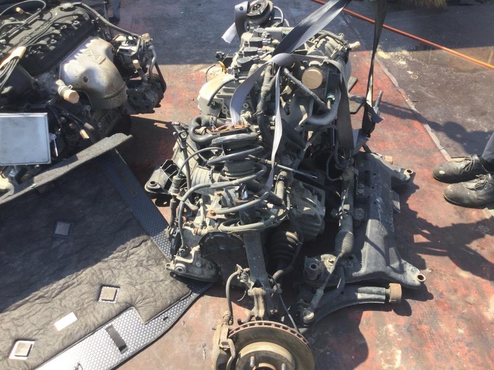 エンジン Fアクスルセット - ウイングロード  Ref:SP266814_9218     6/6