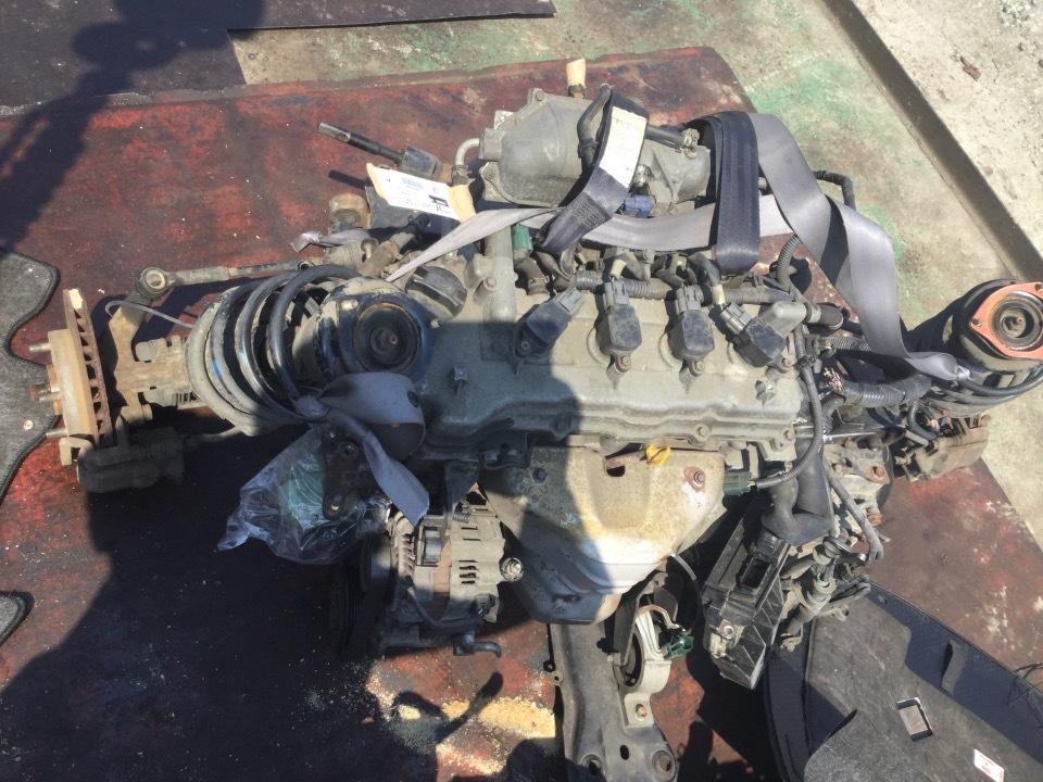 エンジン Fアクスルセット - ウイングロード  Ref:SP266814_9218     1/6