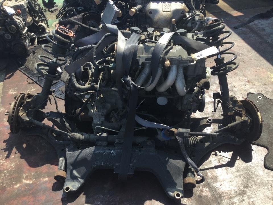 エンジン Fアクスルセット - ウイングロード  Ref:SP266814_9218     4/6