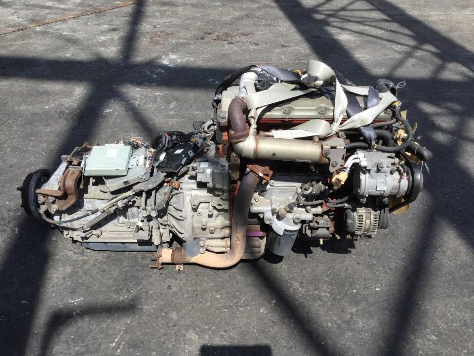 エンジンCP付き ハーネス無し - トヨエース  Ref:SP269974_9551     7/11