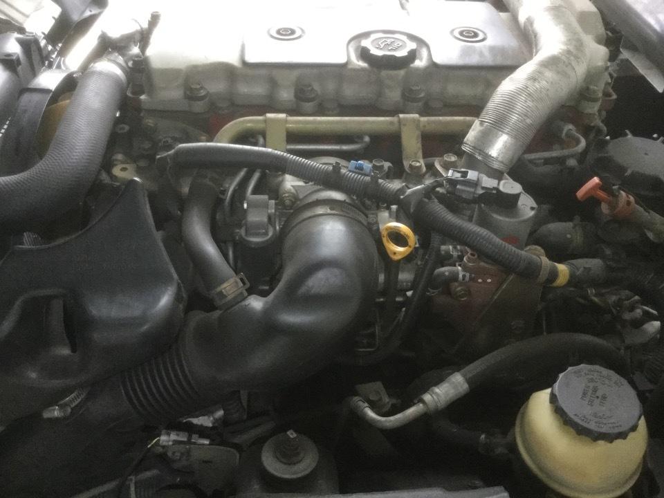 エンジンCP付き ハーネス無し - トヨエース  Ref:SP269974_9551     4/11