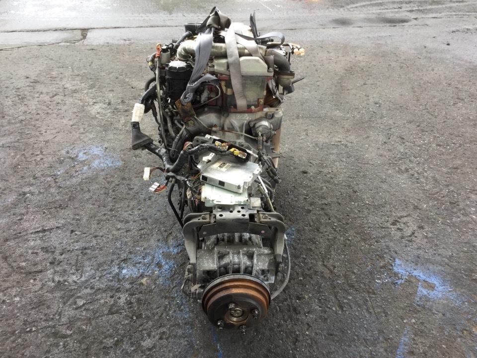エンジンCP付き ハーネス無し - デュトロ  Ref:SP269986_9551     7/9