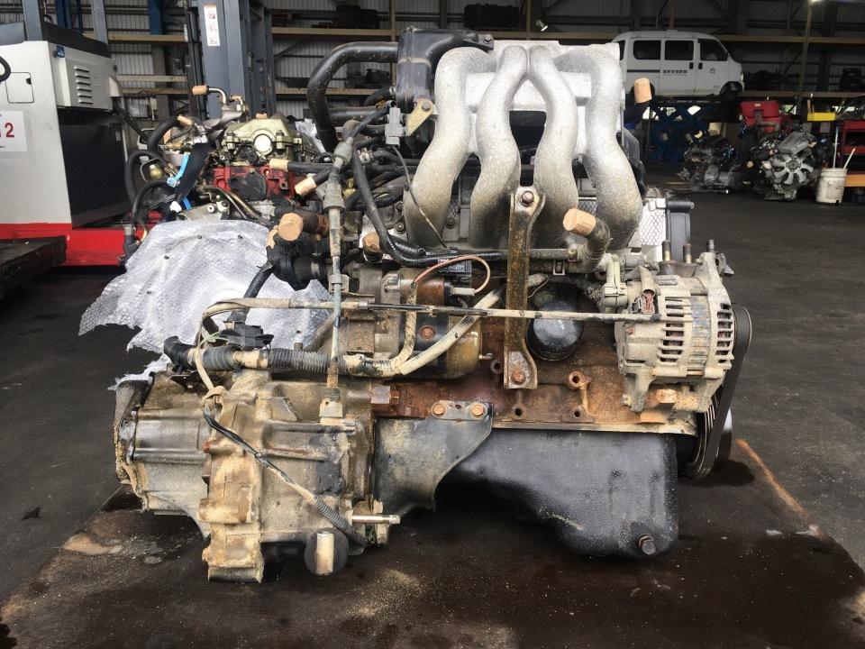 エンジン&トランスミッション - デミオ  Ref:SP270098_1     4/11